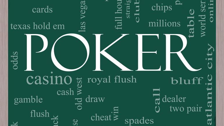 Póker online