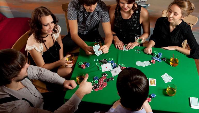 Póker con dinero real
